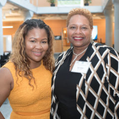Airport  Minority Advisory Council Stakeholders' Reception at P-69, 3 May 2018.  Photos by Anthony Harris.