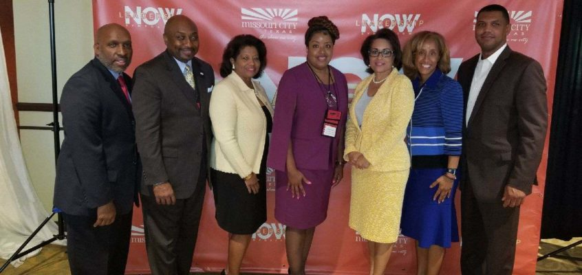 Houston Members Participate in the NFBPA Leadership Forum