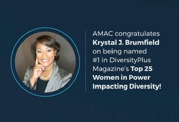 Top 25 Women in Power Impacting Diversity Embed Diversity